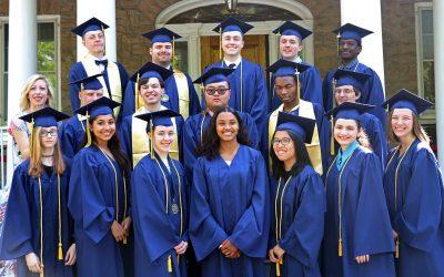 Lewis Class of 2018 Earns $1.6 million in Merit Scholarship