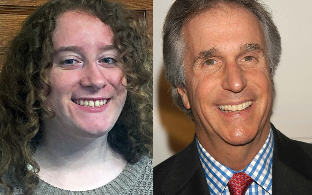 An interview with Henry Winkler